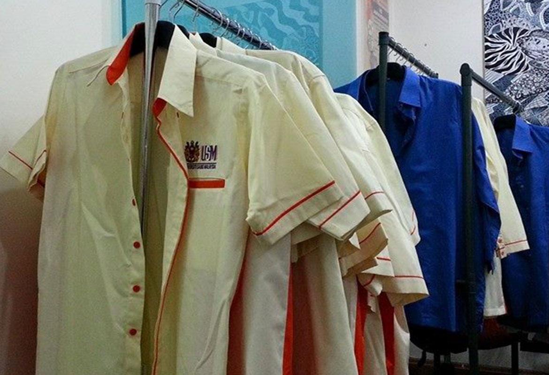 Pakaian Seragam Staf