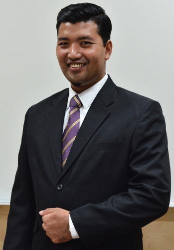 Encik Mohd Rahimi Abdullah