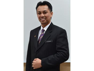 Encik Mohd Zulkarnain Mohamad Tajulariffin