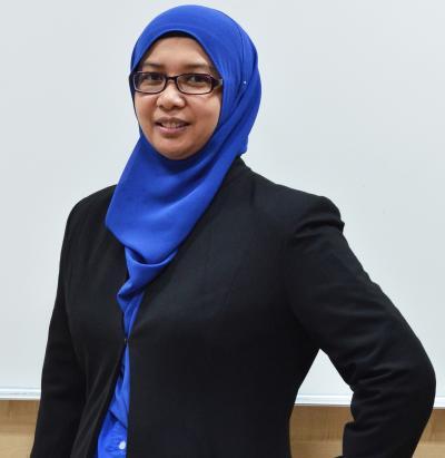 Puan Siti Aishah Binti Abdul Raffar
